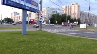 Проезд перекрестка