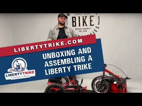 Liberty Trike | Unboxing & Assembly