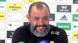 Nuno Espirito Full Pre-Match Press Conference - Wolves v Watford - Premier League