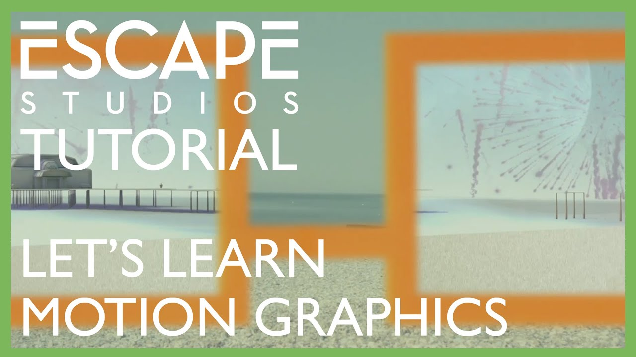 Let's Learn Motion Graphics!
