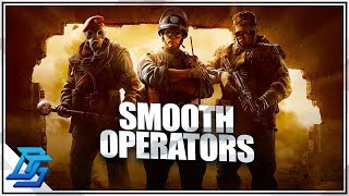BACK INTO THE GROOVE, SMOOTH OPERATORS - Rainbow Six Siege (ranked)