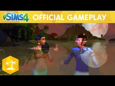 The Sims 4™ Island Living: Official Gameplay