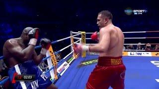 Кубрат Пулев - Кевин Джонсън | Kubrat Pulev vs Kevin Johnson | 28.04.2017