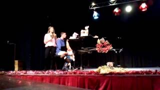 preview picture of video 'Marcos Yañez y Laura Cortés - Cero'