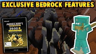 These 73 Features Are Exclusive To Minecraft Bedrock