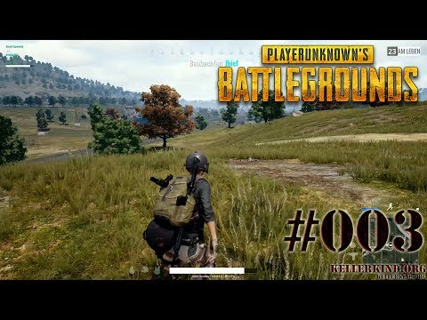 Jhief allein gegen die Welt ★ #3 ★ We Play Playerunknown's Battlegrounds [HD|60FPS]