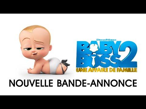 Baby Boss 2 : une affaire de famille - Bande-annonce