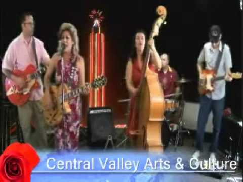 Cattie Ness & the Revenge - Central Valley Arts & Culture Fresno, CA  082510