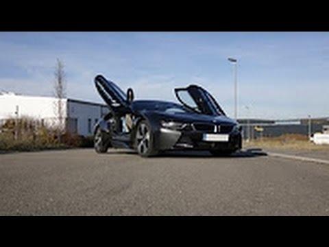 BMW i8 | Testdrive & Overview Part 2