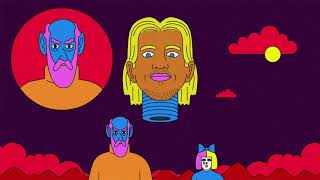 LSD - Genius (Official Audio) ft. Labrinth, Sia, Diplo