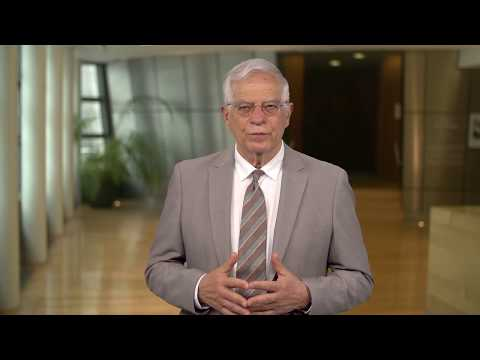 HR/VP Josep Borrell on International Day of Multilateralism and Diplomacy for Peace