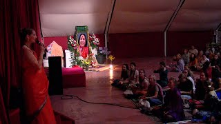Evening Program Guru Puja thumbnail