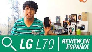LG L70 - Review en español