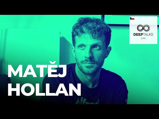 DEEP TALKS 107: Matěj Hollan – Občanský aktivista a bývalý politik