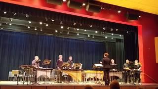 Killing for Love (José González) for Percussion Ensemble