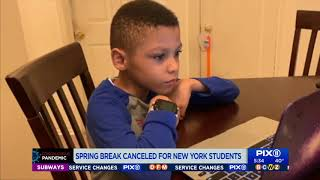 When is spring break 2019 for new york city public schools