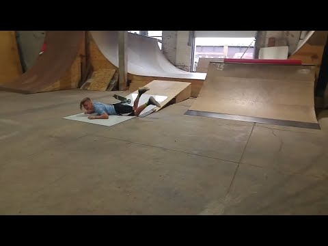 Wichita KS indoor skatepark
