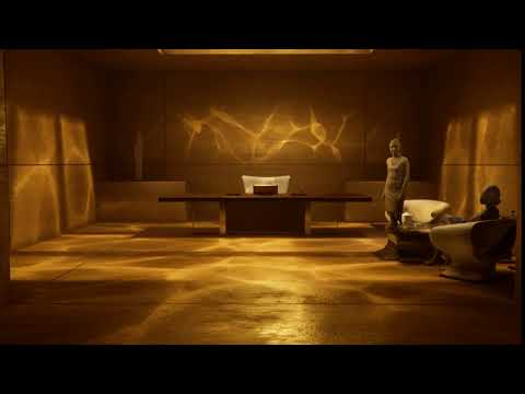 Blade Runner 2049 Lighting Study Polycount