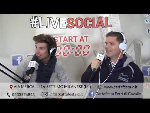 Intervista di Radio Lombardia