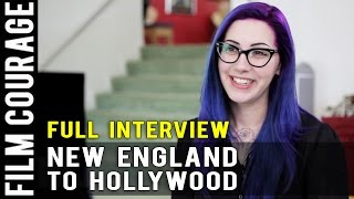 From New England To Hollywood: A Movie Producer\'s Journey - Full Interview with Mallory O\'Meara