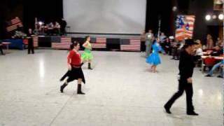 preview picture of video 'Rognac 2010 French Masters in Line Nashville-Gang Côte d' Azur . 5ème partie'