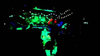 Video Thrashing Machine - Disease Called Human Mind (Cross Club, Pragu