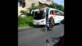 Konvoi Bis JAMNAS BMC 2015 Jepara