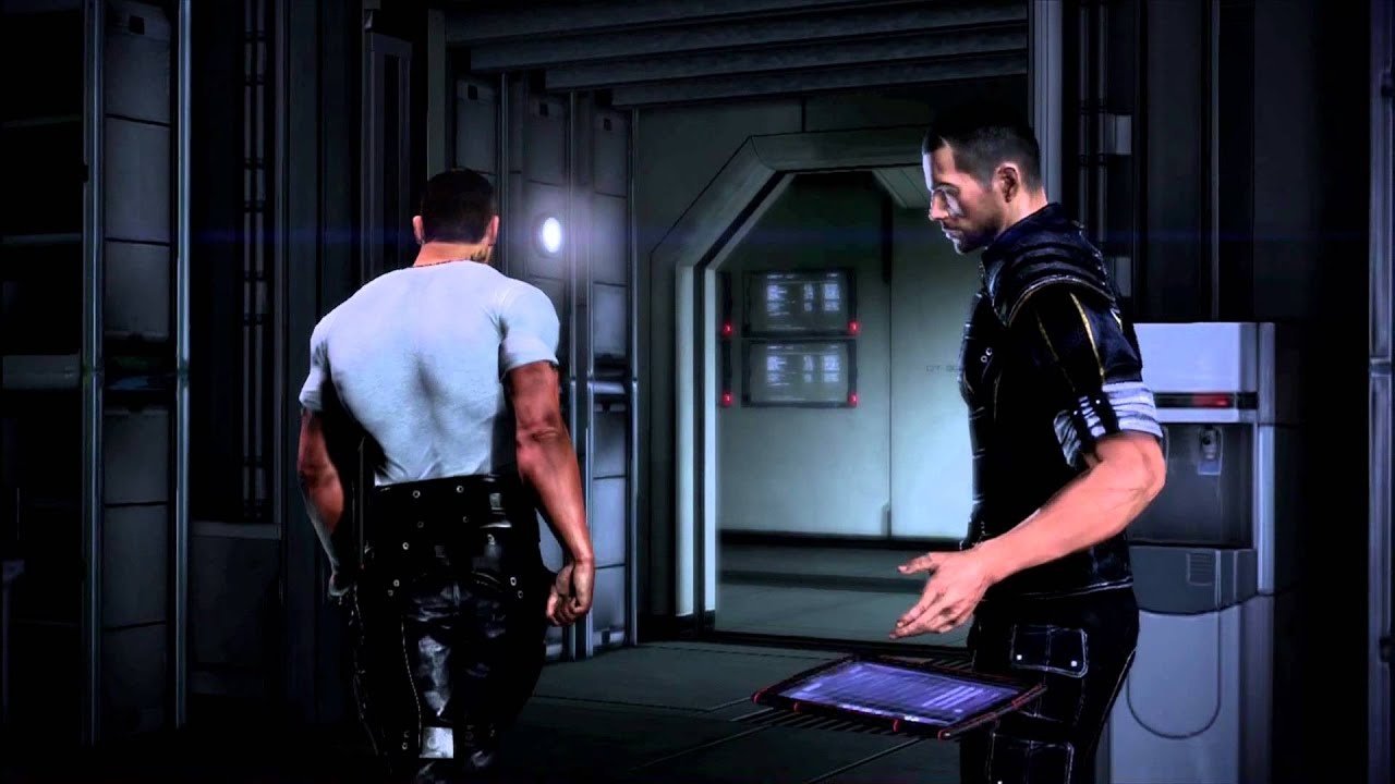Watch Someone Play Mass Effect 3 For 60 Minutes