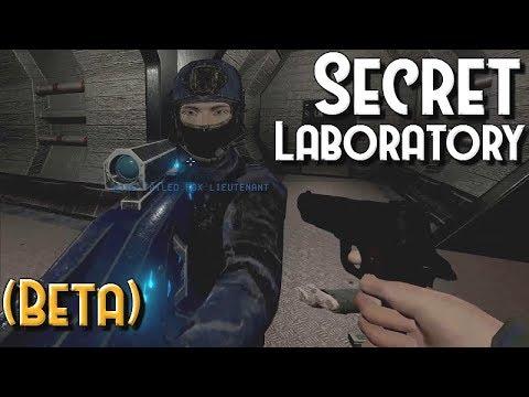 SCP Secret Laboratory - Public Beta (v0 1 0) Gameplay - Музыка для Машины