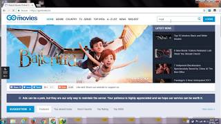 how to download movies from gomovies into any laptop or pc
