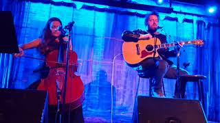 Lee DeWyze with Mai Bloomfield - Blackbird Song from The Walking Dead - 02/16/18 - Chicago