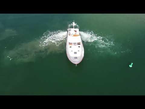 Hinckley Talaria 48 Flybridge video