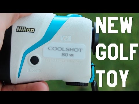 Nikon COOLSHOT 80 VR Review