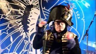 Adam Ant - Beat My Guest - Pyramids Centre Portsmouth