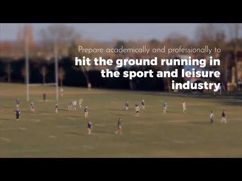 Sports Management video
