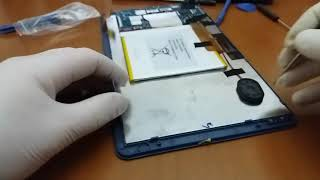 Archos 101c disassembly