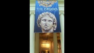 THE GREEKS - Agamemnon To Alexander The Great, Field Museum Highlights.