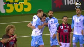 FFA Cup 2018 Round Of 32: Rockdale City Suns V Sydney FC Highlights
