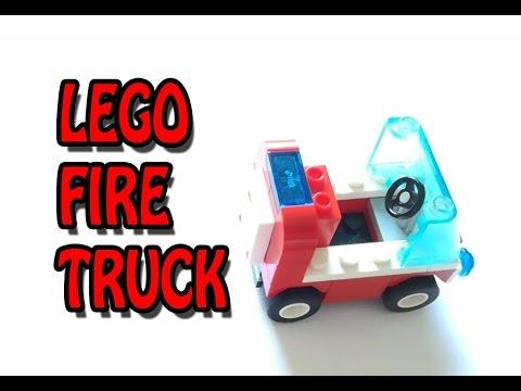 Vidéo LEGO City 30001 : Fireman's Car