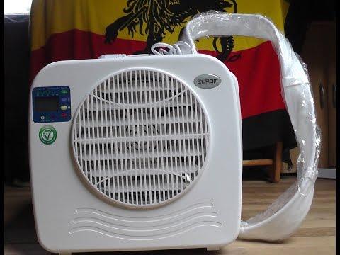 Eurom AC 2400 Klimaanlage für Wohnwagen & Wohnmobile - Mobile Splitklimaanlage