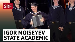 Igor Moiseyev State Academic Ensemble Of Popular Dance   Russland   Basel Tattoo 2017 Vom 16.9.2017