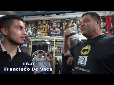 "(LOL) JAIME MUNGUIA'S DAD TELLS STORY WHEN SON KNOCKEDOUT 3 CUBANS IN CUBA ""DON'T HIT ME TOO HARD"""