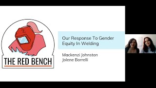 Our Response to Gender Equity in Welding