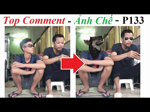 💥Top Comment Ảnh Chế  – Photoshop Troll (P 133), James Fridman