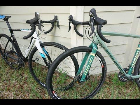 Cyclocross vs Gravel Grinder Bikes