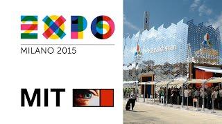 Grafik zur Expo Milano 2015