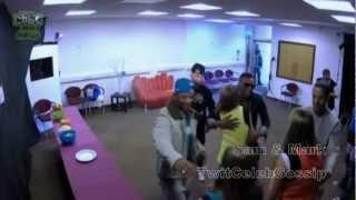 The JLS Prank on Sam and Mark! | CBBC | HD