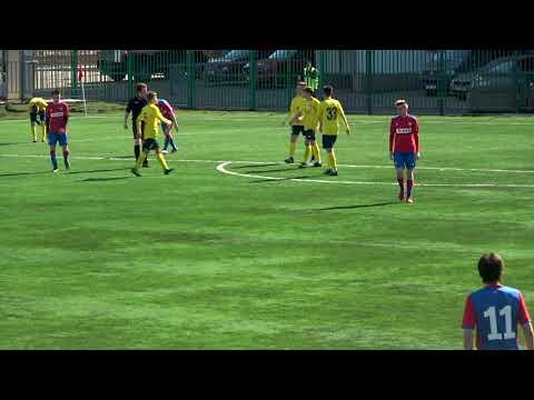 2004 г.р.: ЦСКА - Строгино - 1:1 | Тов. игра | Обзор