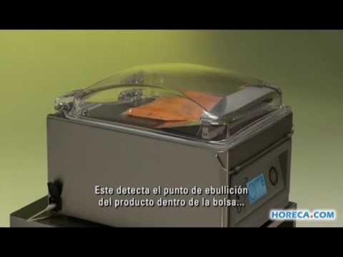 Video Henkelman Serie Lynx, La nueva generacion de envasadoras al vacío