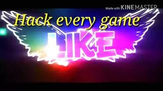 Hack all Android games!!Biggest video of my life.Very famous games.